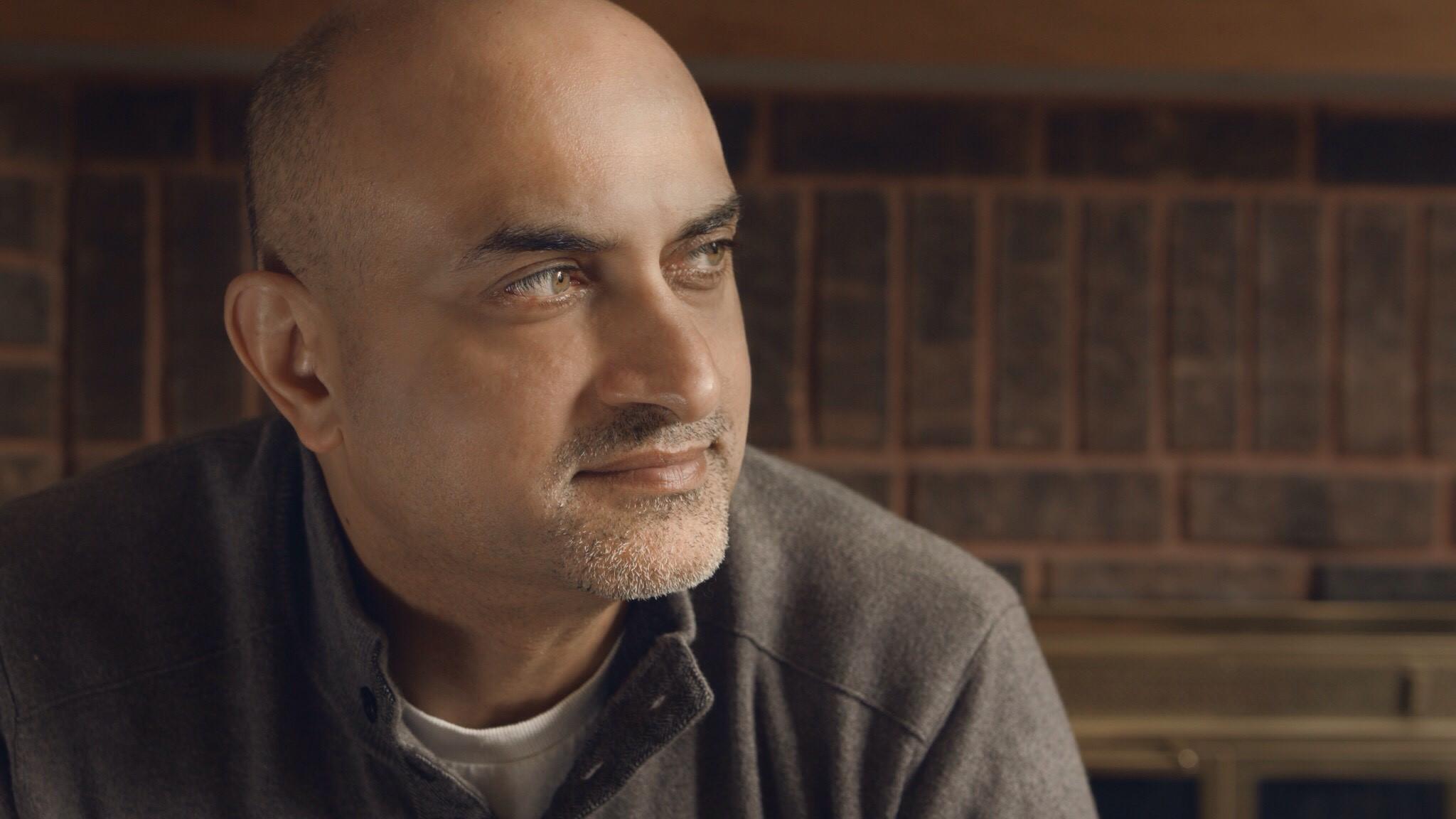 Azhar Laher Portrait