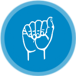 Sign Language Logo