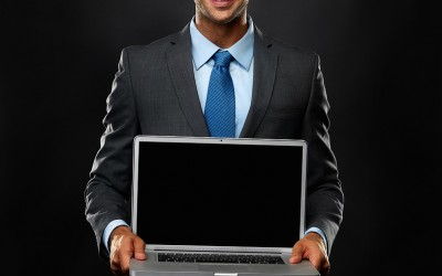 Bigstock Portrait of Business Man