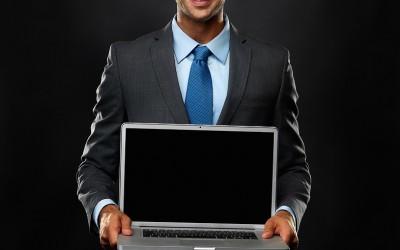 Bigstock Portrait of Business Man