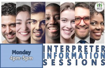 Interpreter Information Session
