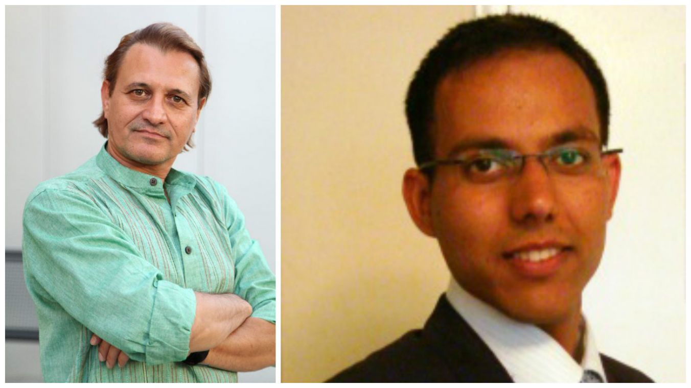 Gautam Nath and Tezbir Singh