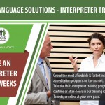 Postcard - Interpreter Training