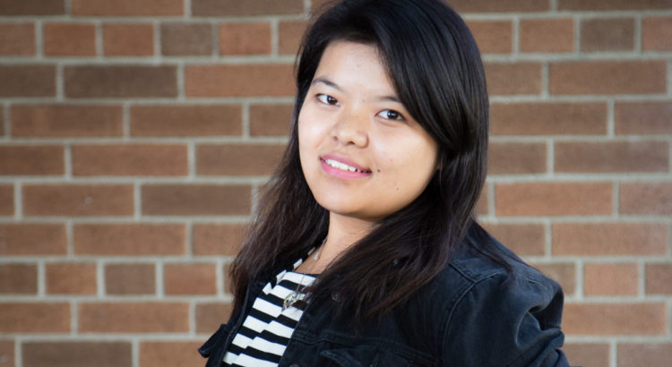 Employee talks about her MCIS experience