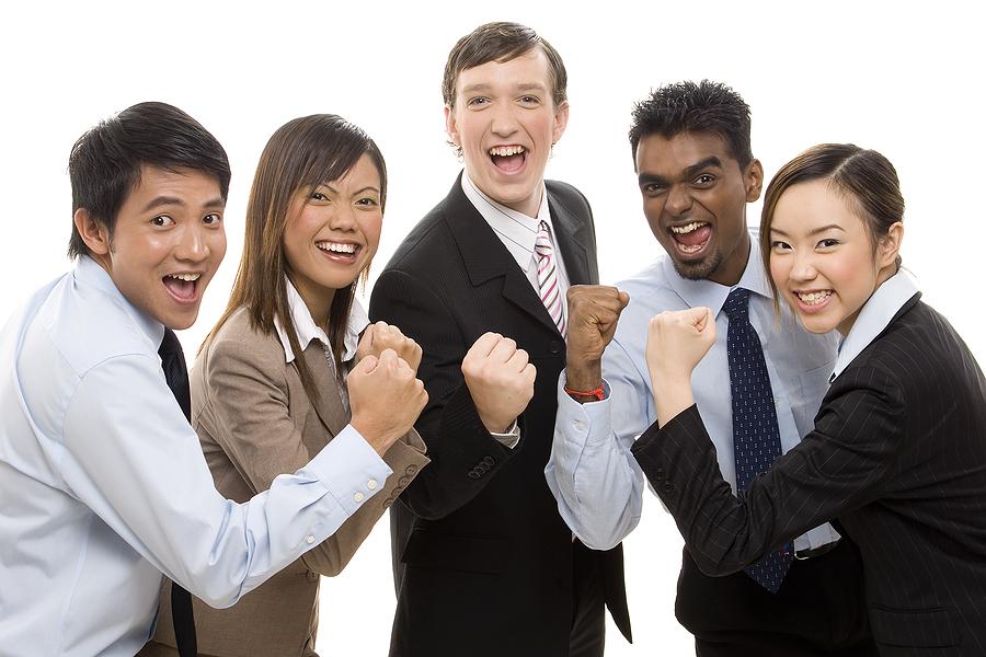 bigstock_Business_Winners__208568