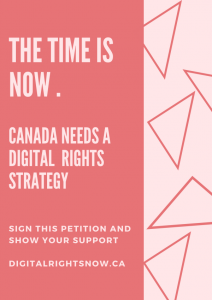 Digital Rights Strategy