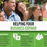 Postcard - Helping Your Business Expand