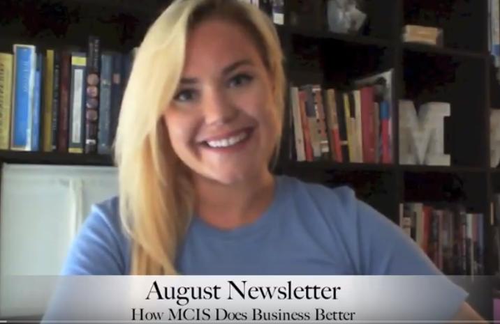 video newsletter