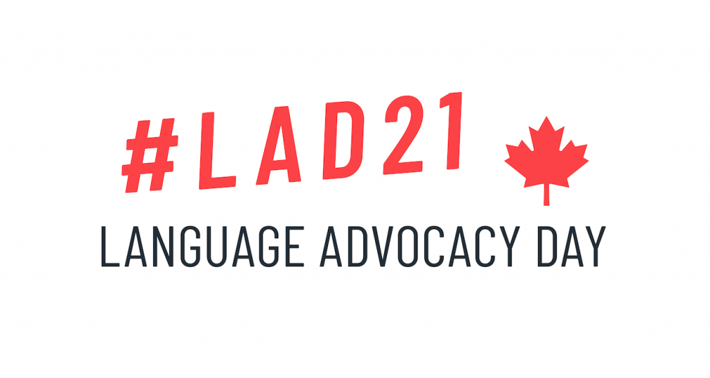 Battling COVID-19 and Filling the Language Gap: Reflections on Language Advocacy Day